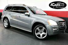 2010 Mercedes-Benz GL550 AMG Sport 4-Matic 4dr Suv