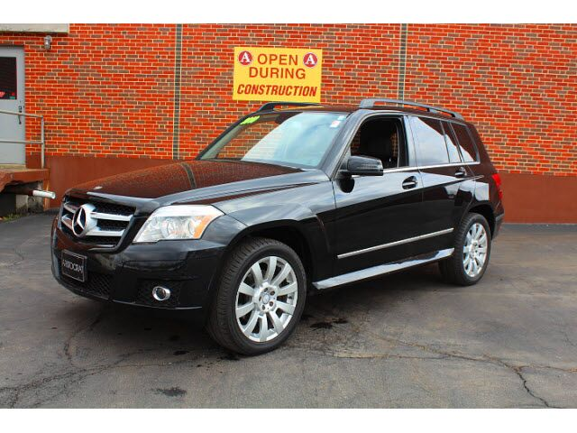 2010 Mercedes-Benz GLK 350 4MATIC® Merriam KS
