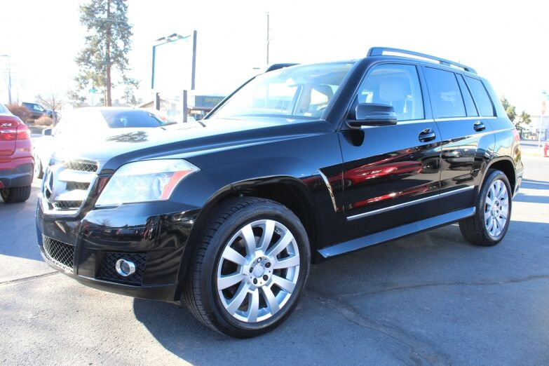 2010 Mercedes-Benz GLK-Class 4MATIC GLK 350 Bend OR