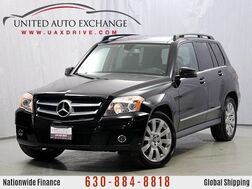 2010_Mercedes-Benz_GLK-Class_GLK 350 3.5L V6 Engine AWD 4Matic w/ Sport Package, Panorama Sunroof, Heated Front Seats, Bluetooth Connectivity, Dual-zone Climate Control_ Addison IL