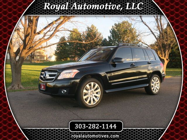 2010 Mercedes-Benz GLK-Class GLK 350 Englewood CO