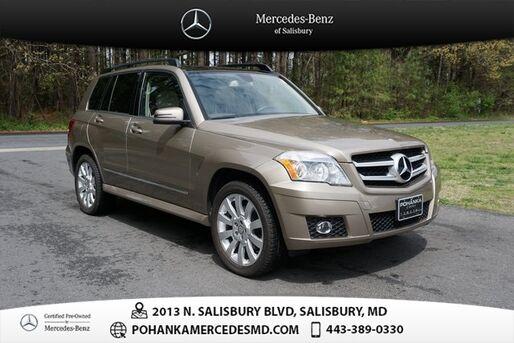 2010_Mercedes-Benz_GLK_GLK 350 Base ** GUARANTEED FINANCING **_ Salisbury MD