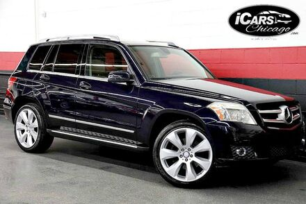 2010_Mercedes-Benz_GLK350_4-Matic Sport 4dr Suv_ Chicago IL