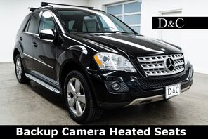 2010_Mercedes-Benz_M-Class_ML 350 4MATIC Backup Camera Heated Seats_ Portland OR