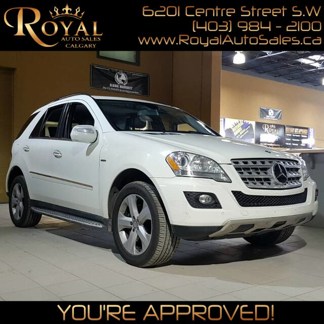 2010_Mercedes-Benz_M-Class_ML 350 BlueTEC_ Calgary AB