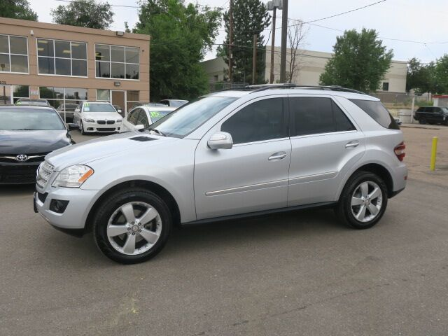 2010 Mercedes-Benz M-Class ML 350 Englewood CO