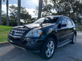 2010_Mercedes-Benz_M-Class_ML 350_ Hollywood FL