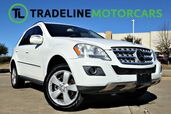 2010 Mercedes-Benz M-Class ML 350 LEATHER, NAVIGATION, SUNROOF, AND MUCH MORE!!!