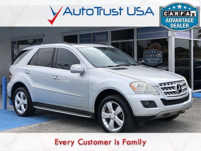 2010 Mercedes-Benz M-Class ML 350 Miami FL