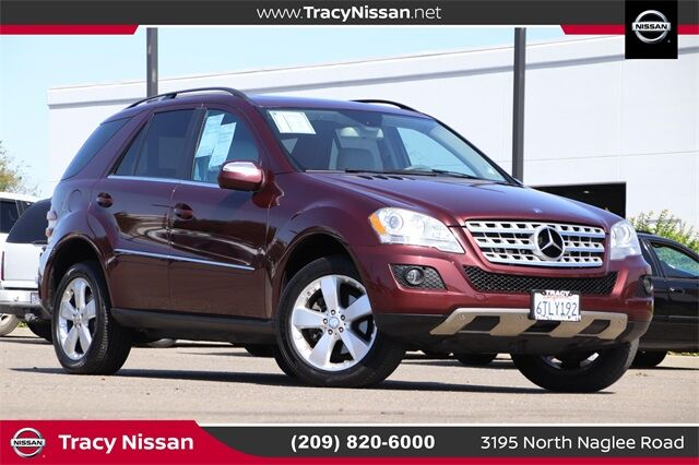 2010 Mercedes-Benz M-Class ML 350 Tracy CA