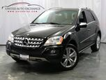 2010 Mercedes-Benz M-Class ML350 4MATIC AWD With Appearance Package
