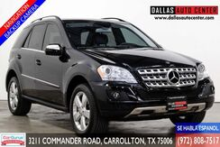2010_Mercedes-Benz_M-Class_ML350 4MATIC_ Carrollton TX