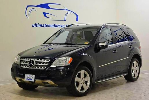 2010 Mercedes-Benz ML350 4Matic Midlothian VA