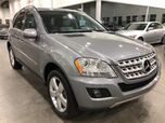 2010 Mercedes-Benz ML350 ML 350
