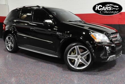2010_Mercedes-Benz_ML63 AMG_10th Anniversary Edition 4dr Suv_ Chicago IL