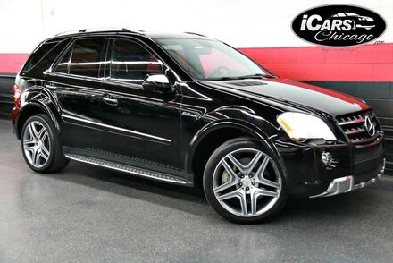 2010_Mercedes-Benz_ML63 AMG_4dr Suv_ Chicago IL