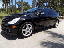 2010_Mercedes-Benz_R-Class_R 350_ Hollywood FL