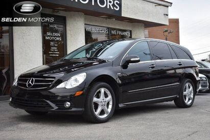2010 Mercedes-Benz R350 BlueTEC 4Matic