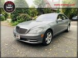 2010 Mercedes-Benz S 550 4MATIC w/ Premium Package