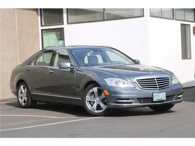 2010 Mercedes-Benz S 550 4MATIC® Salem OR