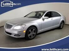 2010_Mercedes-Benz_S-Class_4dr Sdn S 550 RWD_ Cary NC