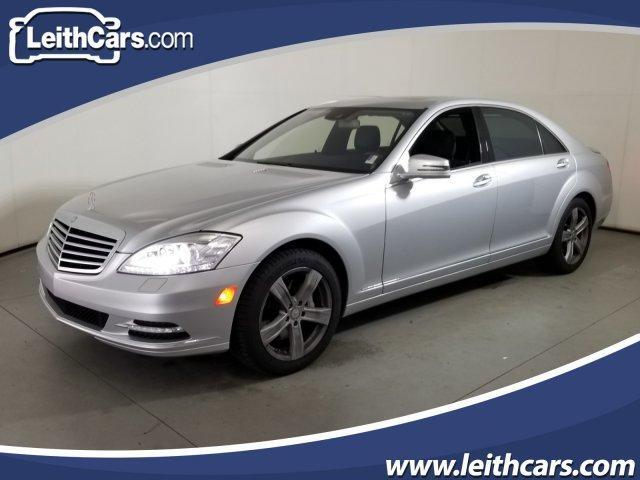 2010 Mercedes-Benz S-Class 4dr Sdn S 550 RWD Raleigh NC