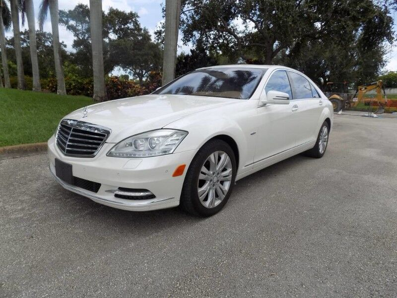2010 Mercedes-Benz S-Class S 400 Hollywood FL