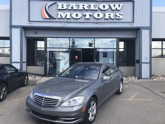 2010_Mercedes-Benz_S-Class_S 400HybridFully EquippedNo accidents_ Calgary AB