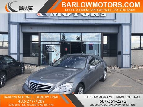 2010 Mercedes-Benz S-Class S 400HybridFully EquippedNo accidents Calgary AB