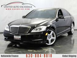 2010_Mercedes-Benz_S-Class_S 550 4Matic AWD_ Addison IL