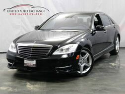 2010_Mercedes-Benz_S-Class_S 550 / 5.5L V8 Engine / AWD 4Matic / Sunroof / Navigation / Heated + Ventilated Seats / Harman Kardon Premium Sound System / Push Start / Parking Aid with Rear View Camera_ Addison IL