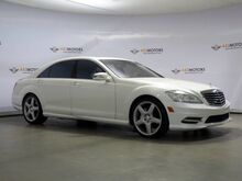 2010_Mercedes-Benz_S-Class_S 550 AMG,P2 Pkg,Nav,Camera,AC/Heated Seats_ Houston TX