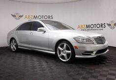 2010_Mercedes-Benz_S-Class_S 550 AMG,Panoramic Roof,Navigation,Rear DVD_ Houston TX