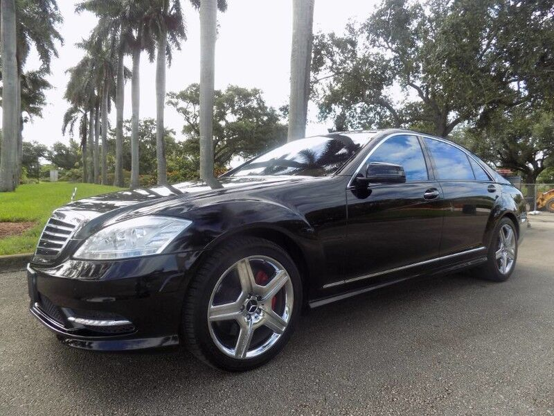 2010 Mercedes-Benz S-Class S 550 Hollywood FL