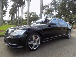 2010_Mercedes-Benz_S-Class_S 550_ Hollywood FL