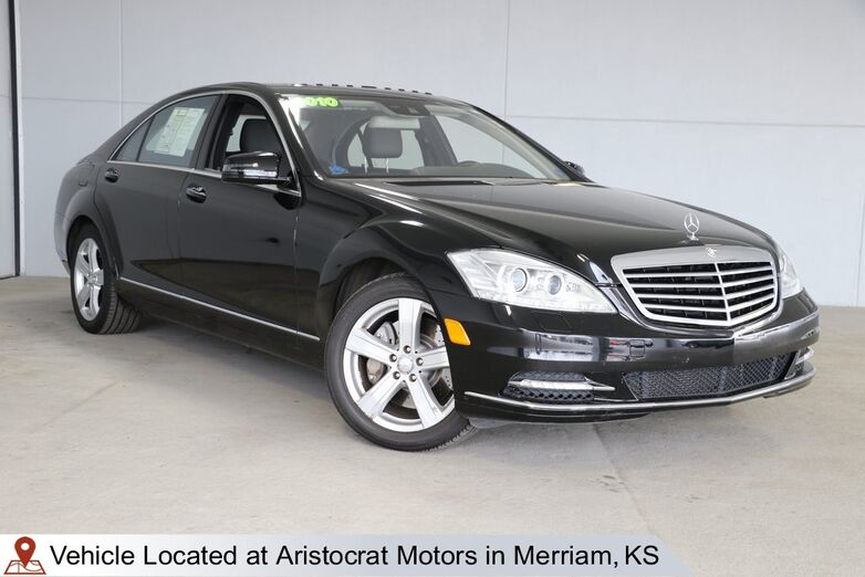 2010 Mercedes-Benz S-Class S 550 Merriam KS