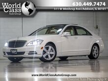 2010_Mercedes-Benz_S-Class_S 550 NAVI BACKUP CAMERA LEATHER SUNROOF_ Chicago IL