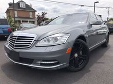 2010_Mercedes-Benz_S-Class_S 550_ Whitehall PA
