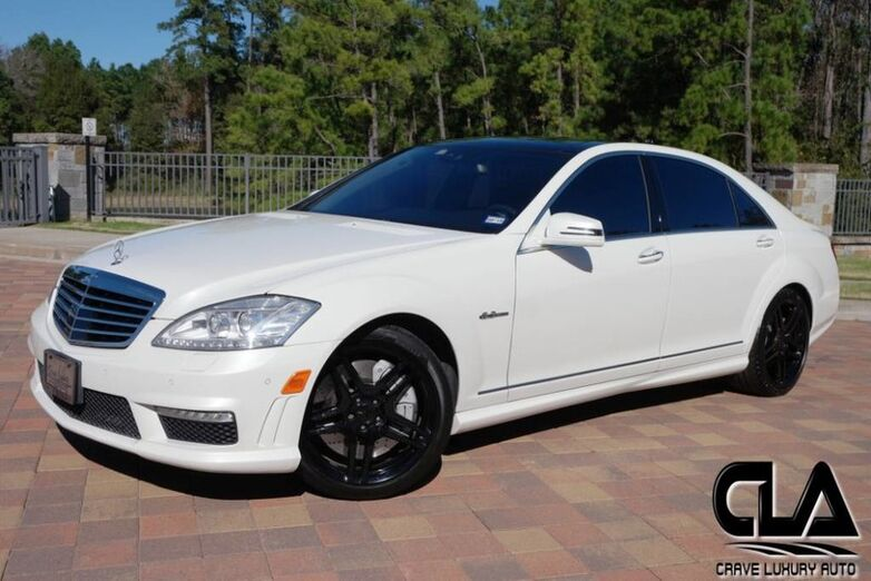 2010 Mercedes-Benz S-Class S 63 AMG The Woodlands TX