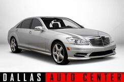 2010_Mercedes-Benz_S-Class_S550_ Carrollton TX