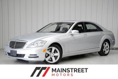 2010_Mercedes-Benz_S-Class_S550 P2 pkg_ Dallas TX