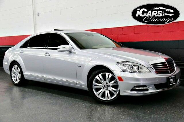 2010 Mercedes Benz S400 Hybrid 4dr Sedan Chicago IL ...