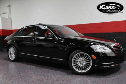 2010_Mercedes-Benz_S400 Hybrid_4dr Sedan_ Chicago IL