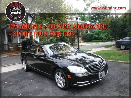 2 Used Mercedes Benz S550 Arlington Virginia