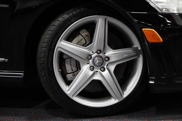 2010 Mercedes-Benz S63 AMG 4dr Sedan Chicago IL