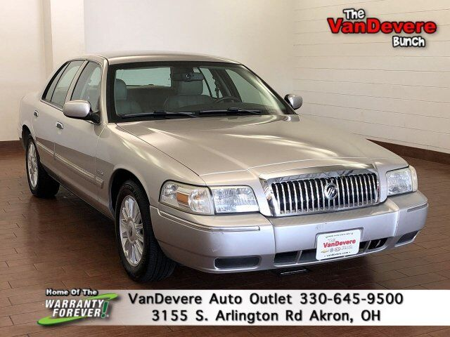 2010 Mercury Grand Marquis LS Akron OH