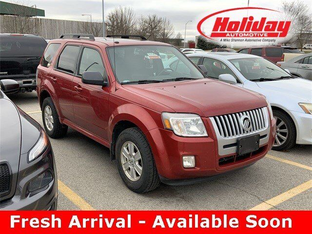 2010 Mercury Mariner Base Fond du Lac WI