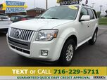 2010 Mercury Mariner Premier 4WD w/Leather & Moonroof