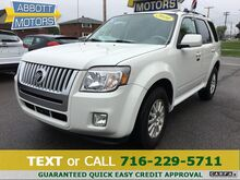 2010_Mercury_Mariner_Premier 4WD w/Leather & Moonroof_ Buffalo NY