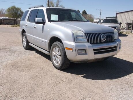 2010 Mercury Mountaineer Luxury 4.0L 2WD Muleshoe TX